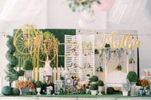 Mattia's Parisian Tea Party – 7th Birthday