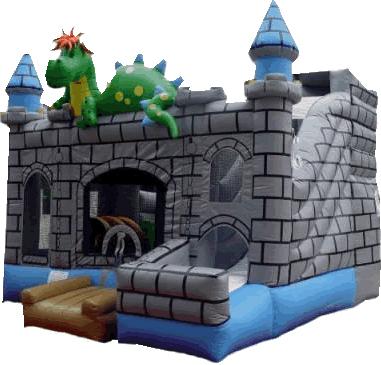 4-In-1 Friendly Dragon Combo