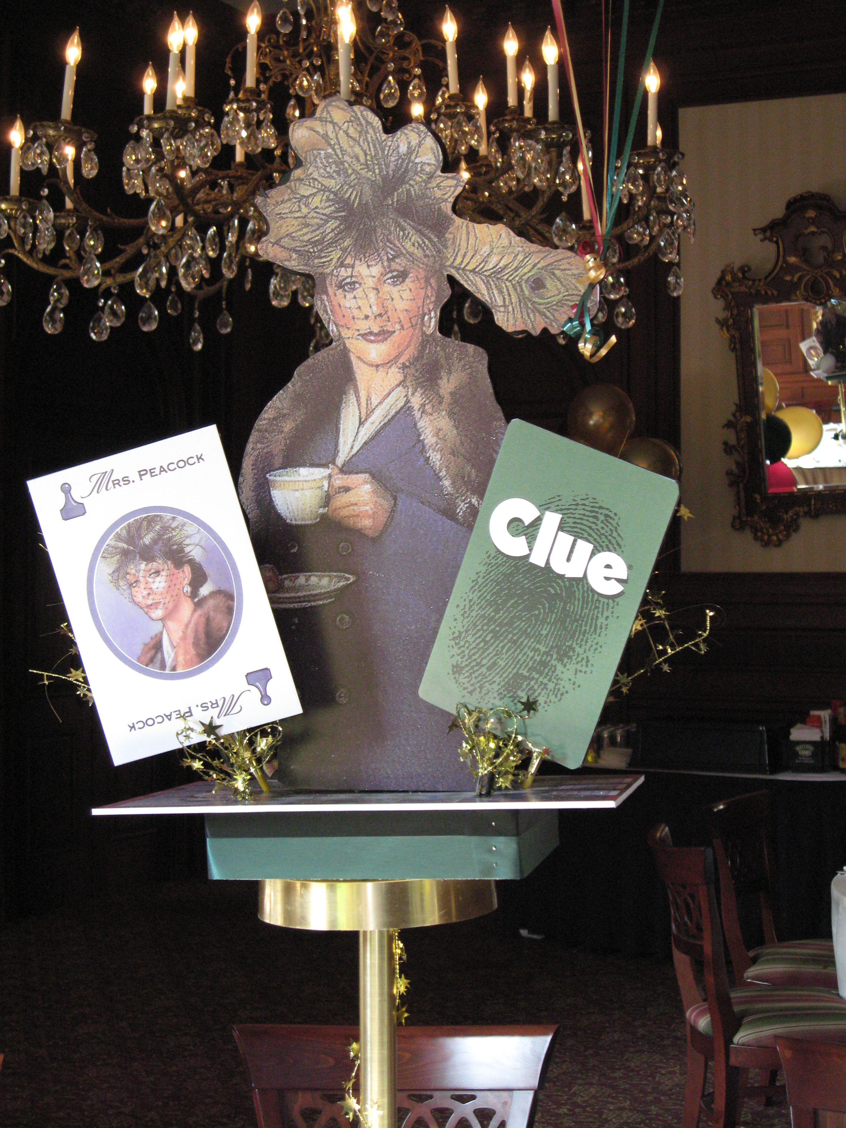 The Game of Clue  Party Excellence