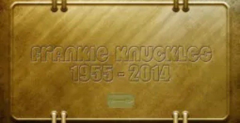 Frankie Knuckles Legend Gold 2401