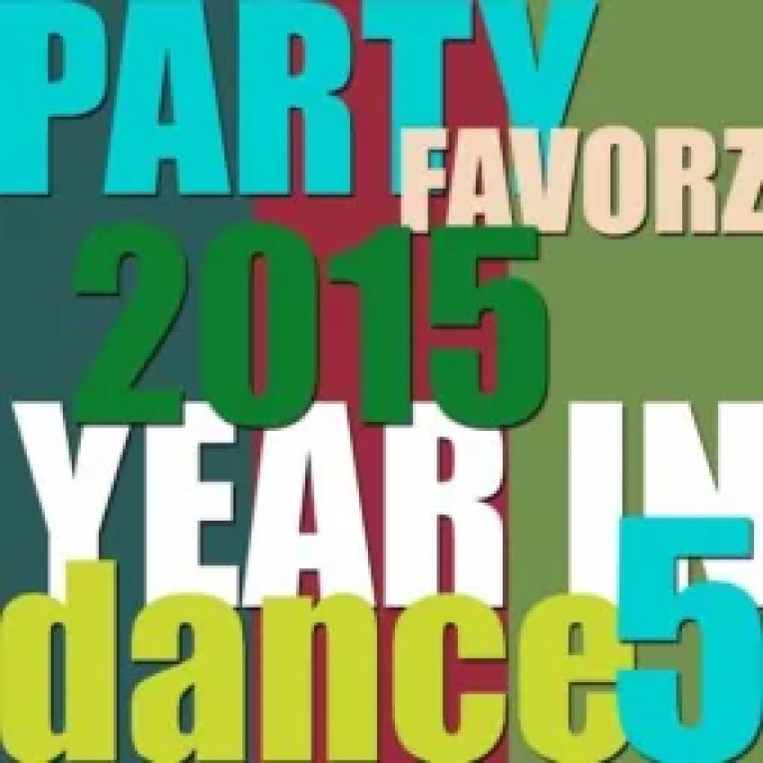 Year In Dance 2015 pt. 5