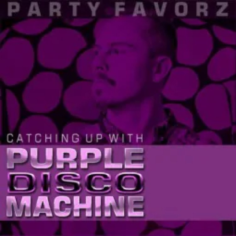 Catching Up With Purple Disco Machine