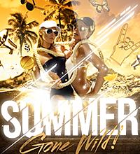 White Affair Party Flyer - 4