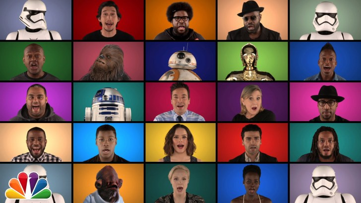 Jimmy-Fallon-The-Roots-Star-Wars-The-Force-Awakens-Cast-Sing-Star-Wars-Medley-A-Cappella