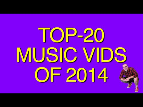 Top-20-Music-VIdeos-of-2014