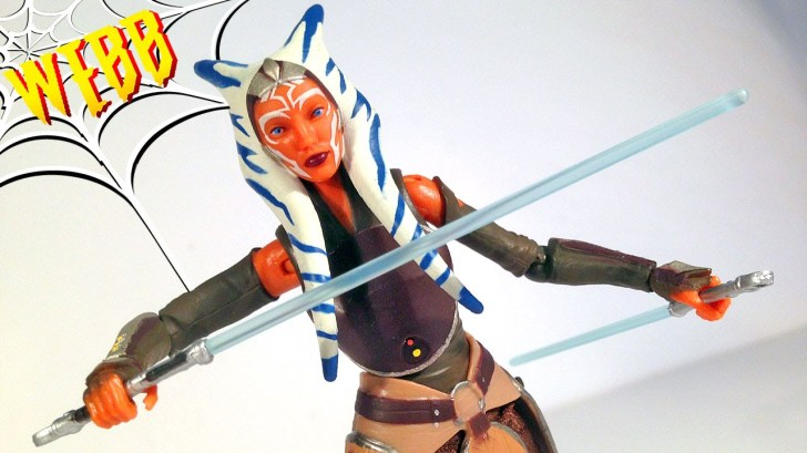 STAR-WARS-Black-Series-AHSOKA-TANO-Action-Figure-Review