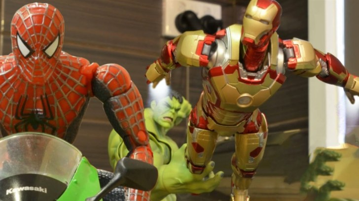 SPIDERMAN-STOP-MOTION-2017-HD-Action-Video-Trailer-for-Part-4
