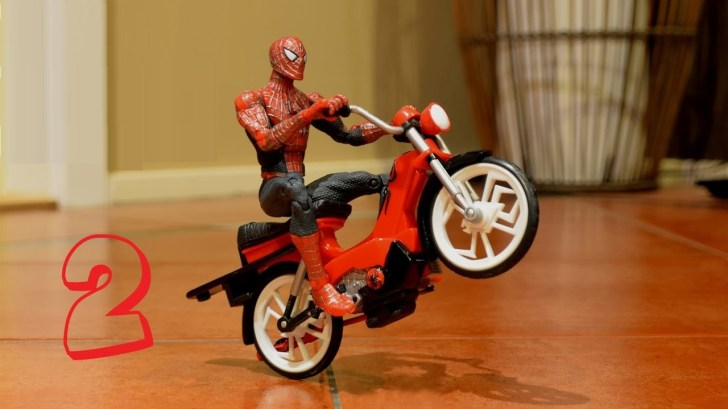 SPIDERMAN-Stop-Motion-Action-Video-Part-2