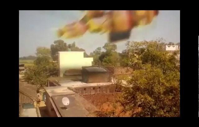 Satellite-blast-action-video-chandan.Tripathi