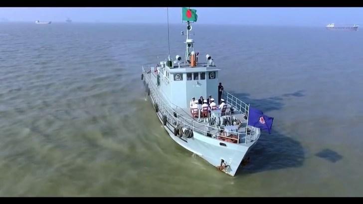 Bangladesh-Customs-Action-Video