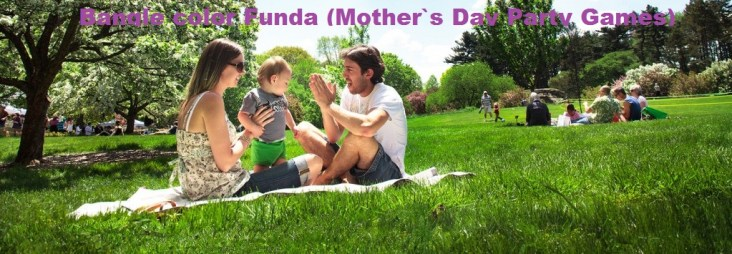 Mother's Day Party Games