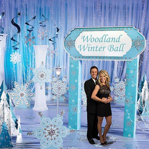 plan a winter wonderland