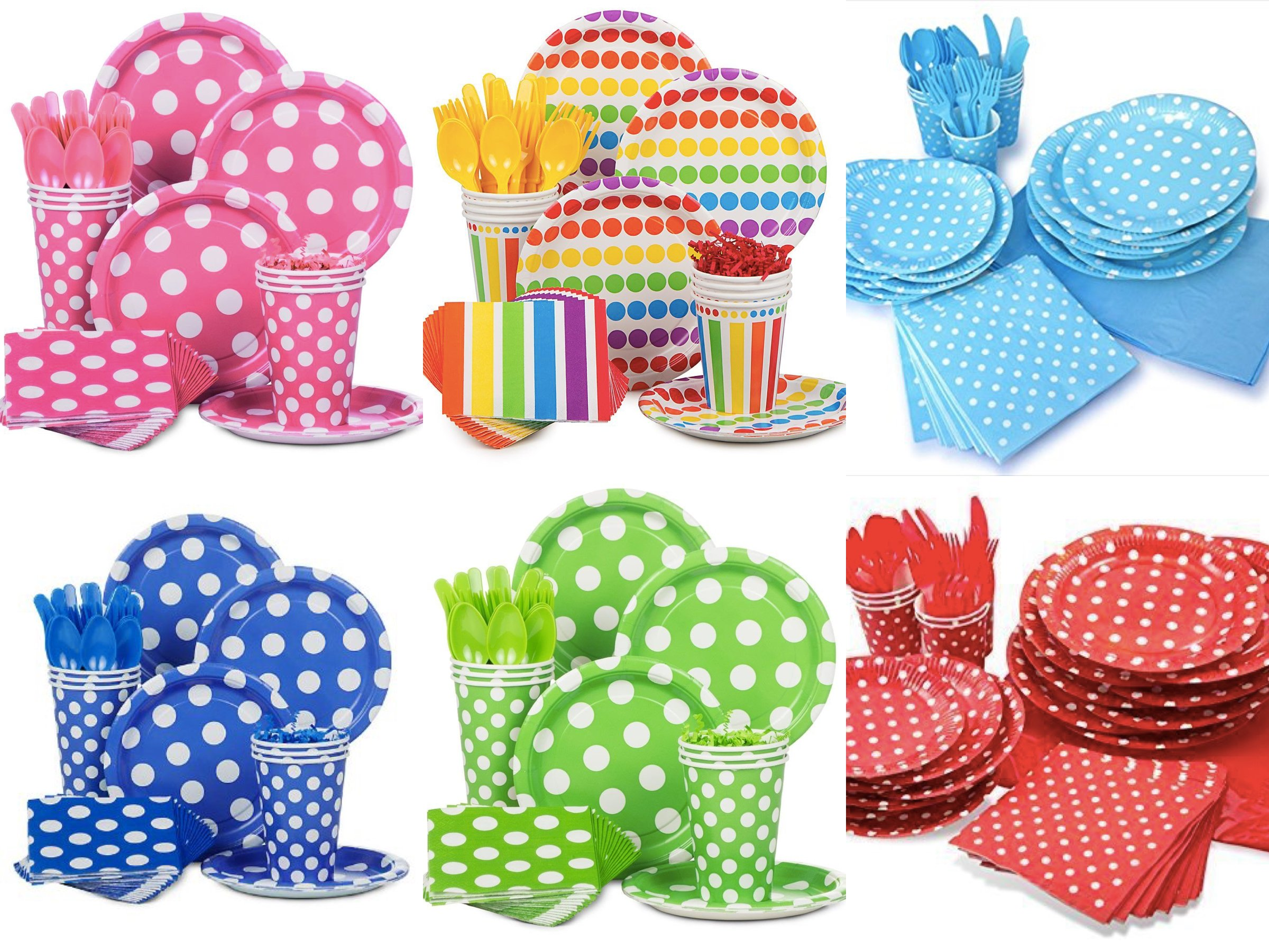 Polka Dot Party Planning Ideas Amp Supplies Baby Showers