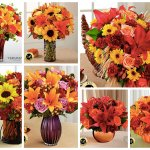 Thanksgiving Floral Centerpieces Holiday Flowers Party Idea Pros