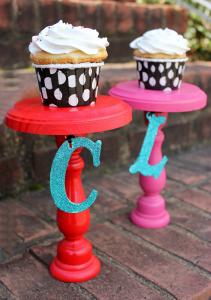 DIYCupcake Stand