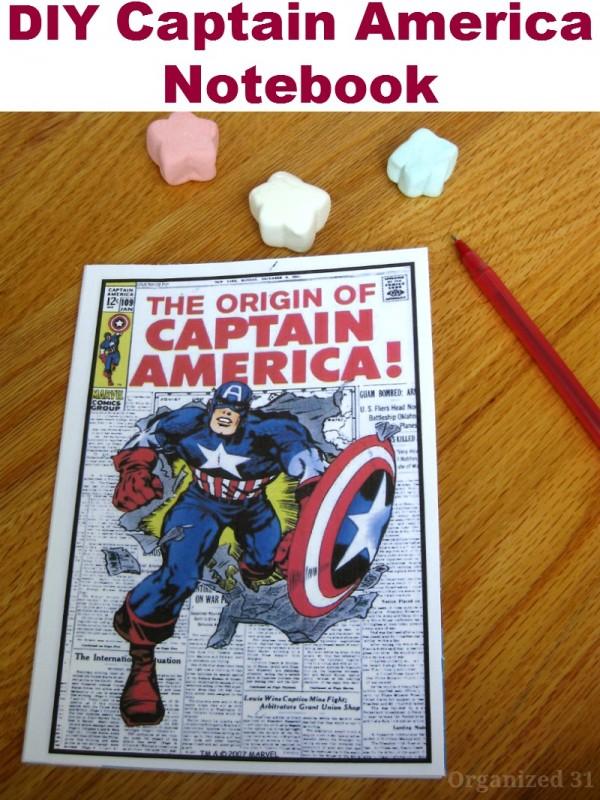 Diy-Captain-America-Notebook-v