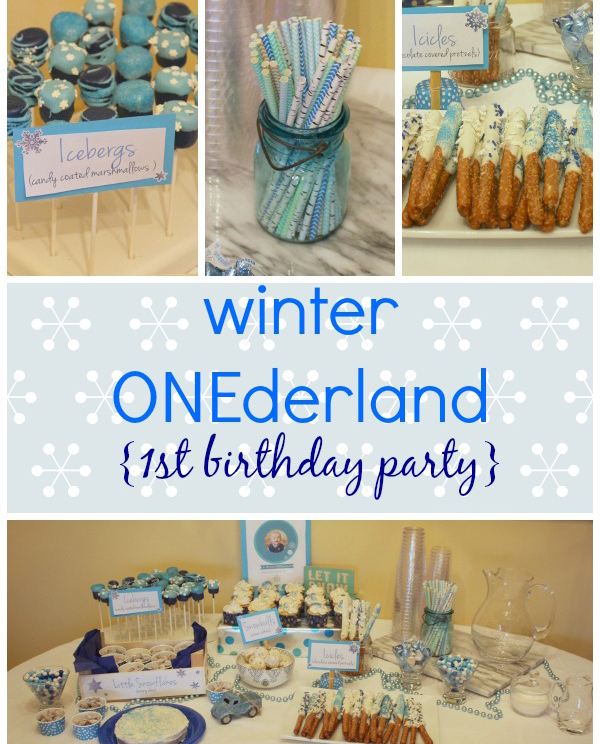 winter party craft ideas a winter onederland for baby s birthday ideas 5738