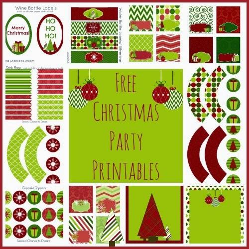 Free+Printable+Christmas+Party+Printables
