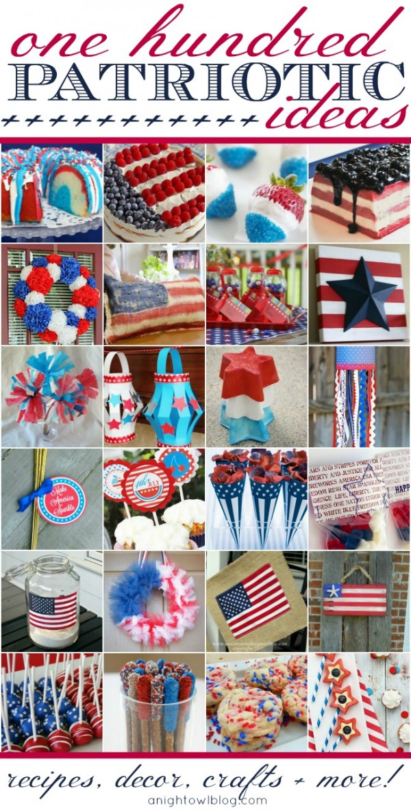 100-Perfectly-Patriotic-Ideas-Recipes-Decor-Crafts-and-MORE