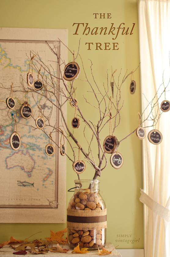 Thankful Tree