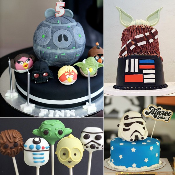 Astonishing Amazing Star Wars Cakes For Fans Of All Ages Party Ideas Funny Birthday Cards Online Eattedamsfinfo