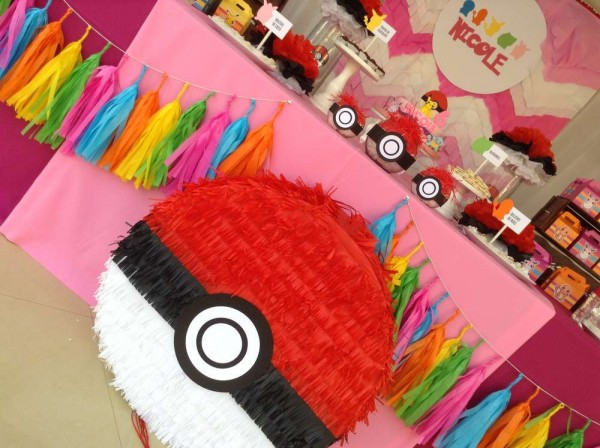 DIY – Pokemon For Girls Party – Party Ideas