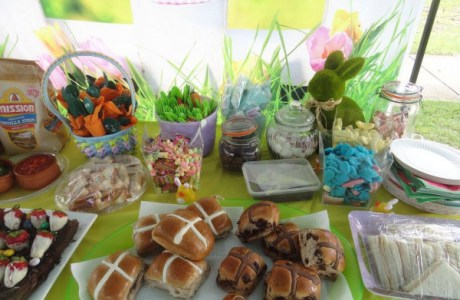 Easter Picnic Party Ideas