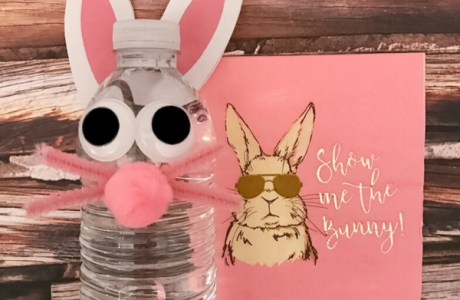 Easter Picnic – Easy Easter Water Bottles