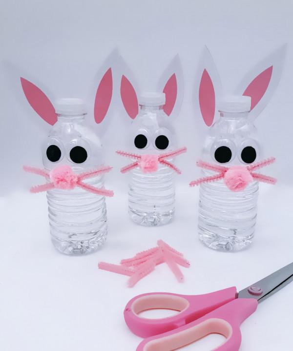 Easter Picnic – Easy Easter Water Bottles