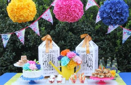 Blooming Garden Party