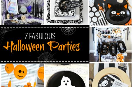 7 Halloween Party Ideas