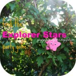 DIY Dora The Explorer Party Game