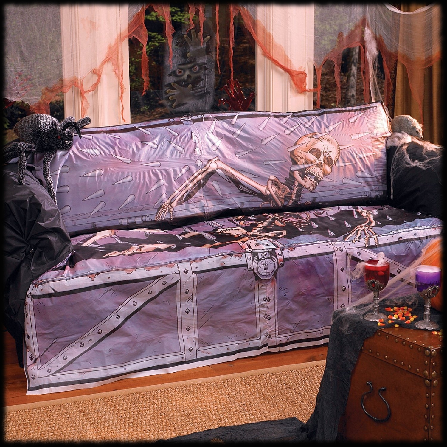 More Haunted House Party Ideas For Halloween Page 2