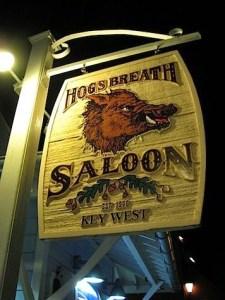 Key West Hogs Breath