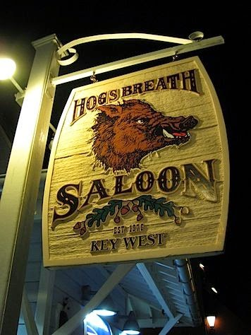Key West Hogs Breath