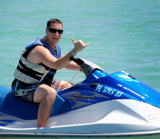 Jetski Key West with Key West Water Tours