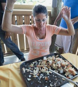 Eighth Annual Stone Crab Claw Eating Contest