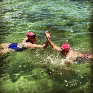 Swim Around Key West