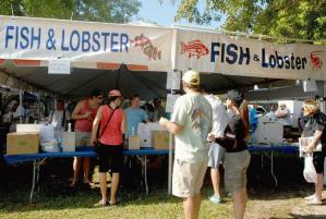 14th Annual Florida Keys Seafood Festival @ Bayview Park | Key West | Florida | United States