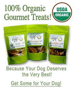 organic dog treats alaskas bakery