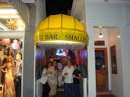 key west smallest bar