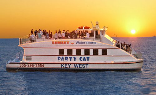 key west sunset dinner cruise sunset watersports