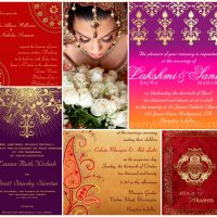Hindu Indian Wedding Invitations | Eastern Fusions