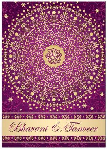 Indian Wedding Invitation Cards Wordings