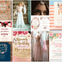 Bohemian Boho Wedding Card & Decor Guide