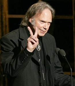 Neil Young, Politically Inspired Musicians