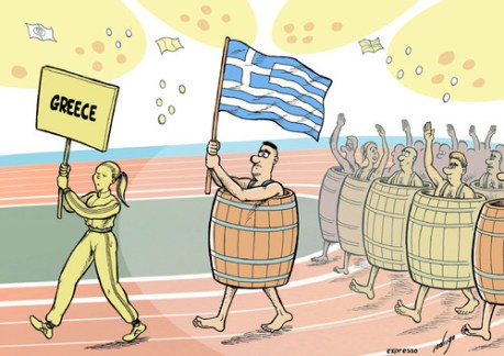 Greece, Olympics and Austerity