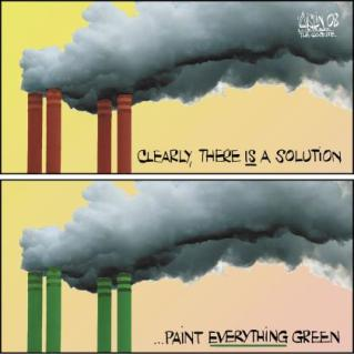 The Final Environmental Solution