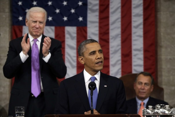 State Of the Union 2013