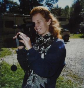 Myriam Fougère in 1989
